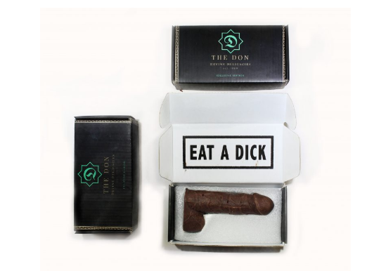 Chocolate Dick: The Don (Black Box)