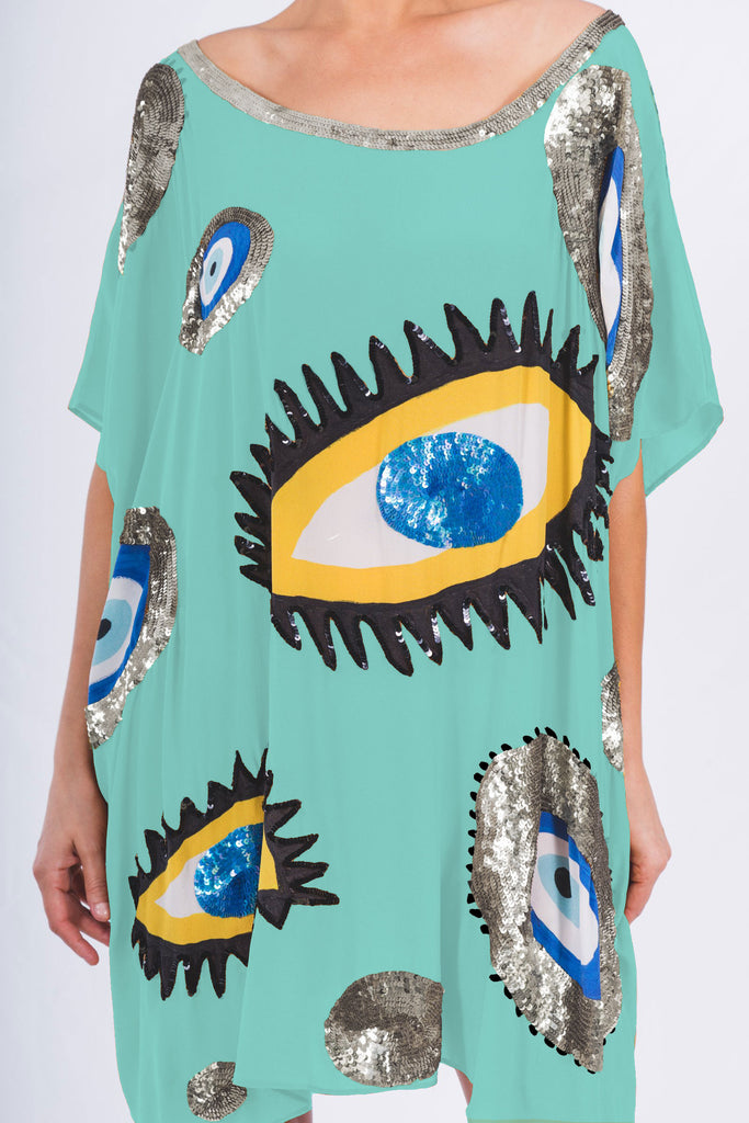 The 'D' Eye 'Y' Kaftan