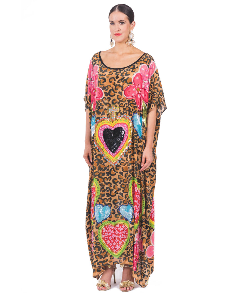 The Animalia Kaftan