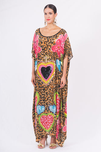 101. The Animalia Kaftan