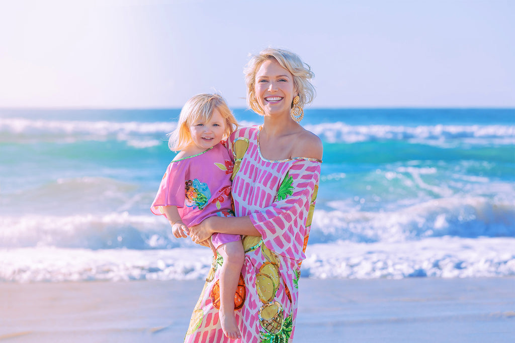 The Mermaid Princess Kaftan