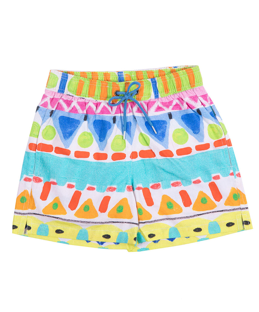 Boys Carribean Boardshorts by Bonita Bambino
