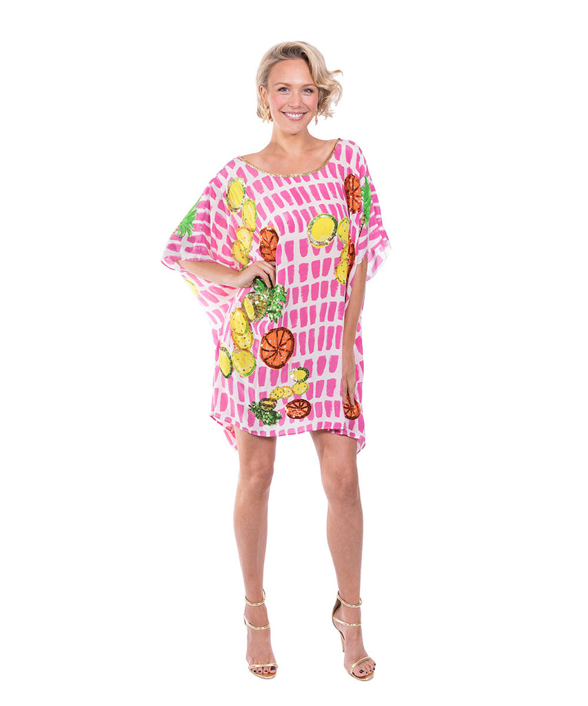 The Fruit Cart Kaftan