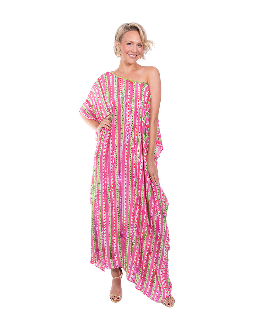 The Hannah Kaftan (Long) by Bonita Kaftans