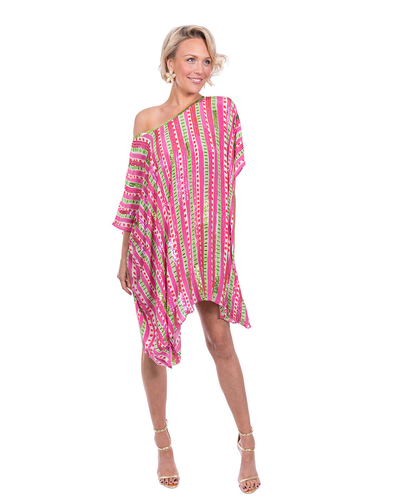 The Hannah Kaftan (Short) by Bonita Kaftans