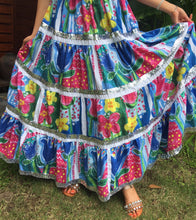 131. The Flower Post Card Skirt
