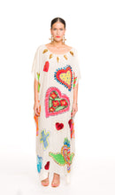 104. The White Sacred Heart's Kaftan