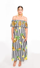 114. The Off The Shoulder Limoncello Dress