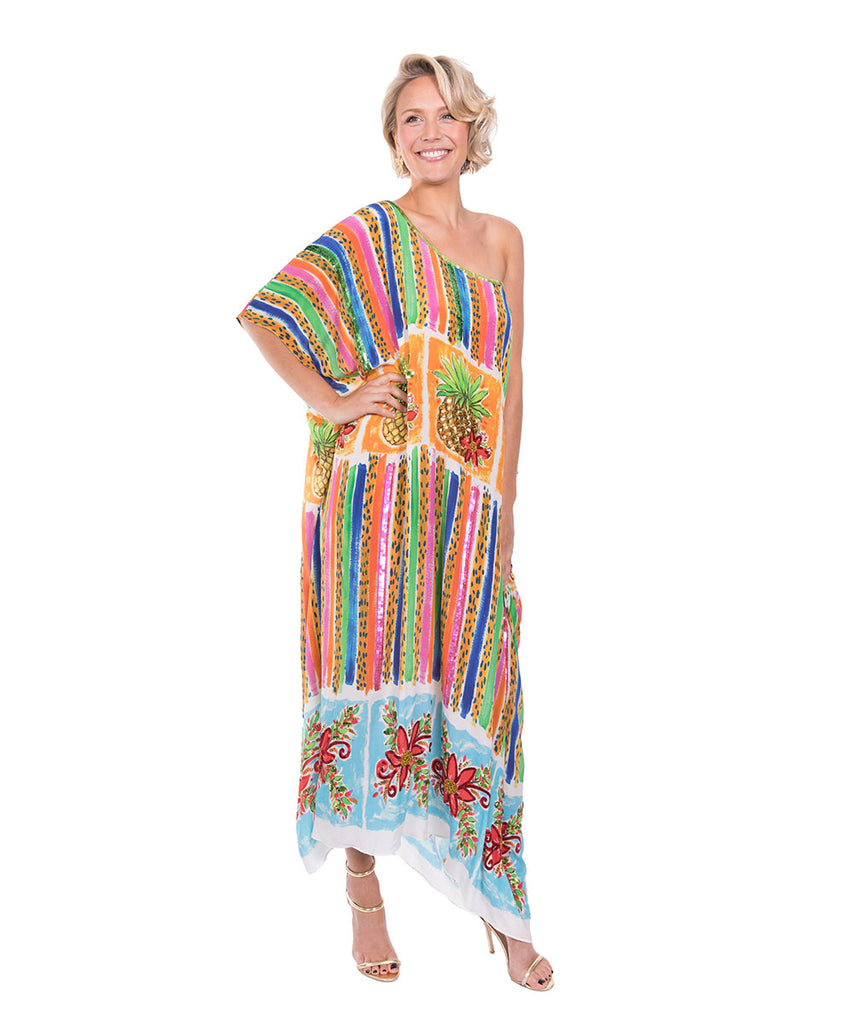 The Maui Kaftan (Long) by Bonita Kaftans
