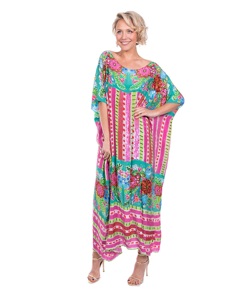 The Mairette Kaftan (Long) by Bonita Kaftans