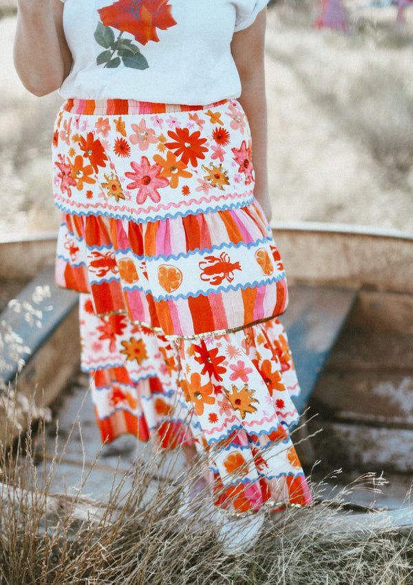 Overboard Skirt by Bonita x Jumbled
