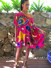The Pink Luna Kaftan