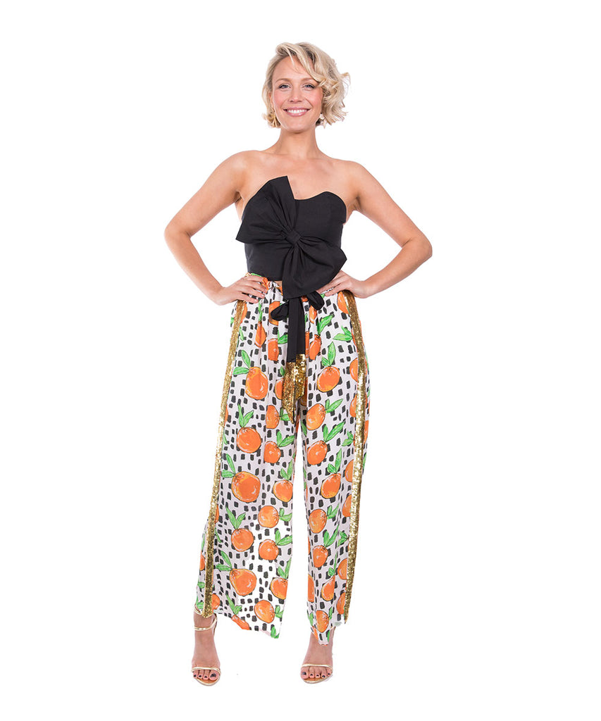 The Sorrento Drawstring Pant by Bonita Kaftans