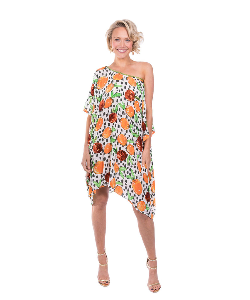 The Sorrento Kaftan (Short) by Bonita Kaftans