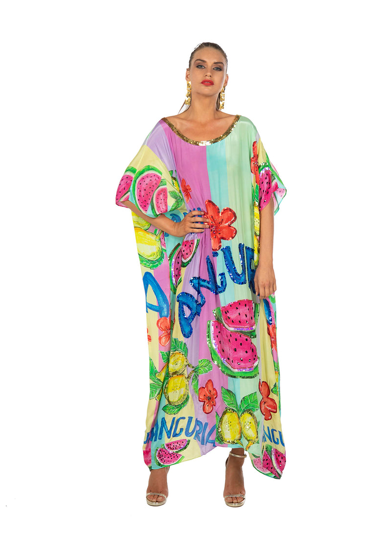 The Anguria Kaftan by Bonita Collective