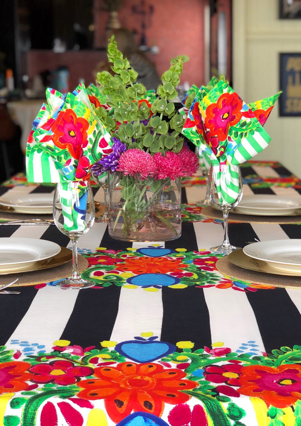 The Barcelona Tablecloth by Bonita Home