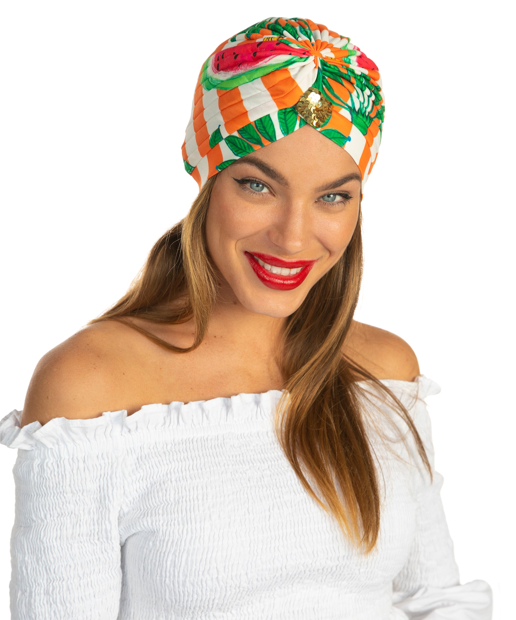 The Carmen Miranda Turban by Bonita Collective