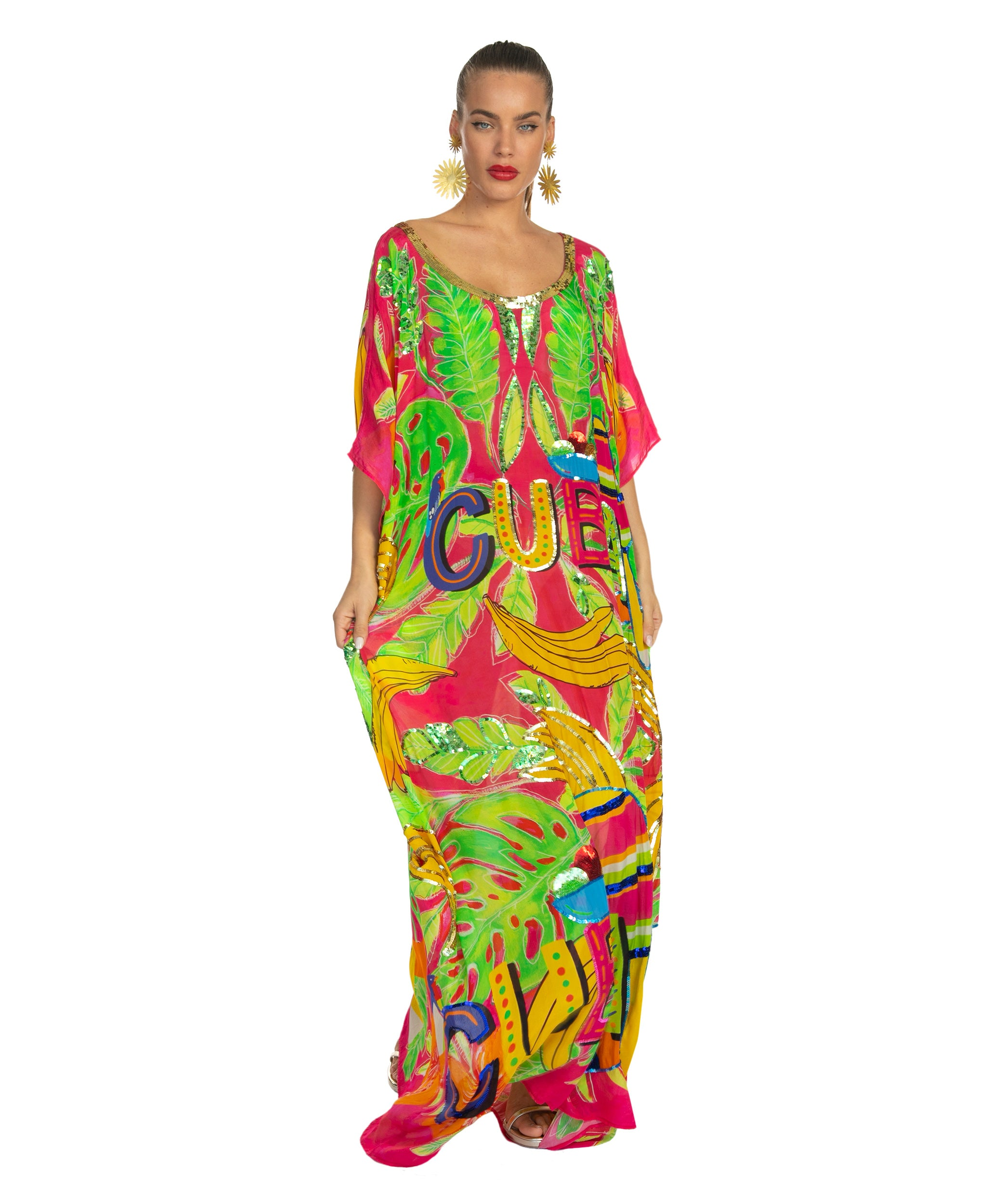 The Carnivale Kaftan