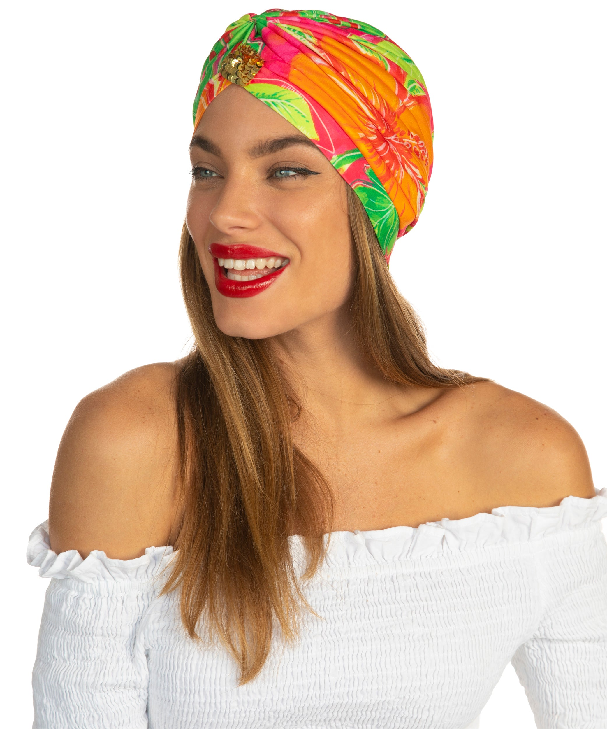 The Carnivale Turban
