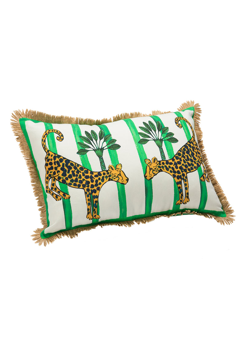 The Cheetah Republic Cushion by Bonita Home / Bonita Collective