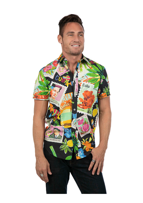 The Cuba Party Shirt by Bonita Man / Bonita Collective