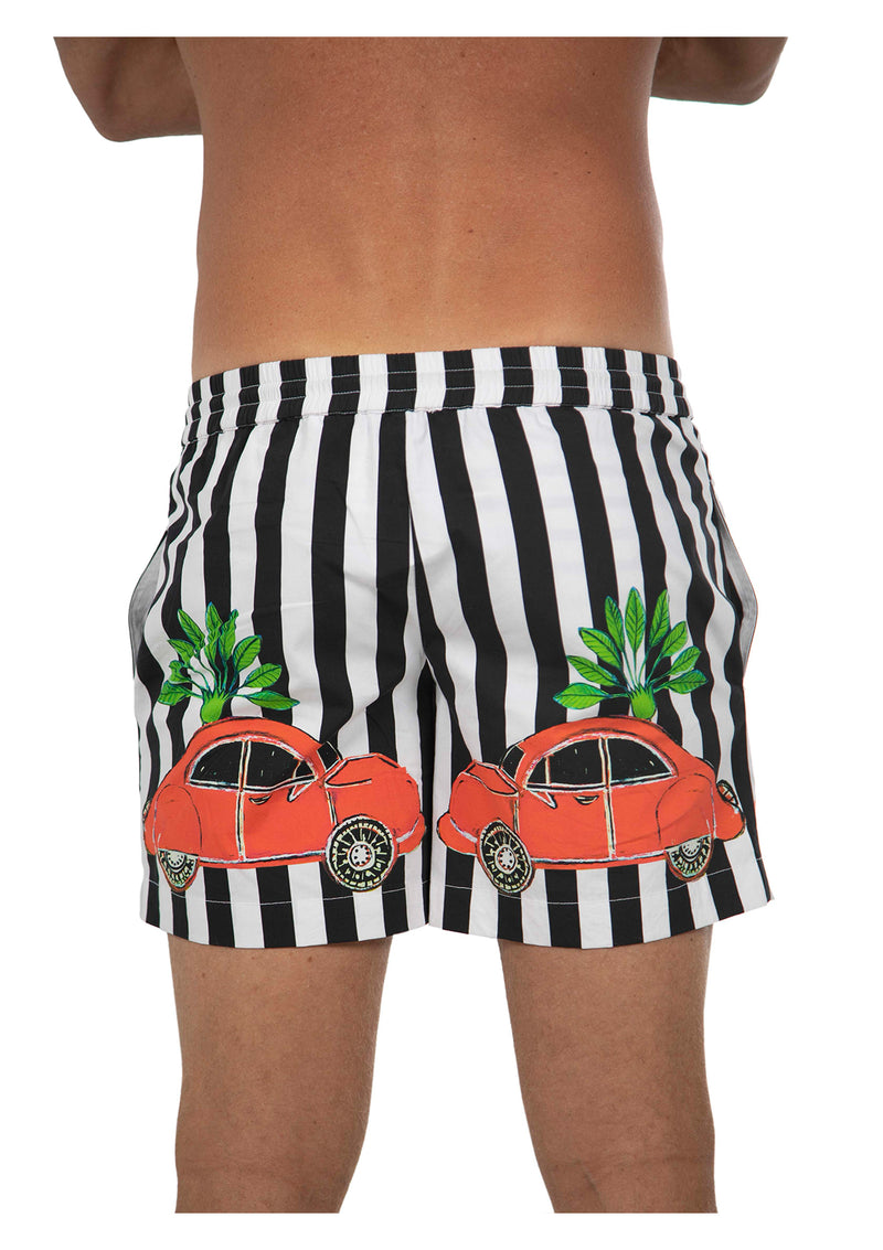 The Hot Wheels Boardshorts by Bonita Man / Bonita Collective
