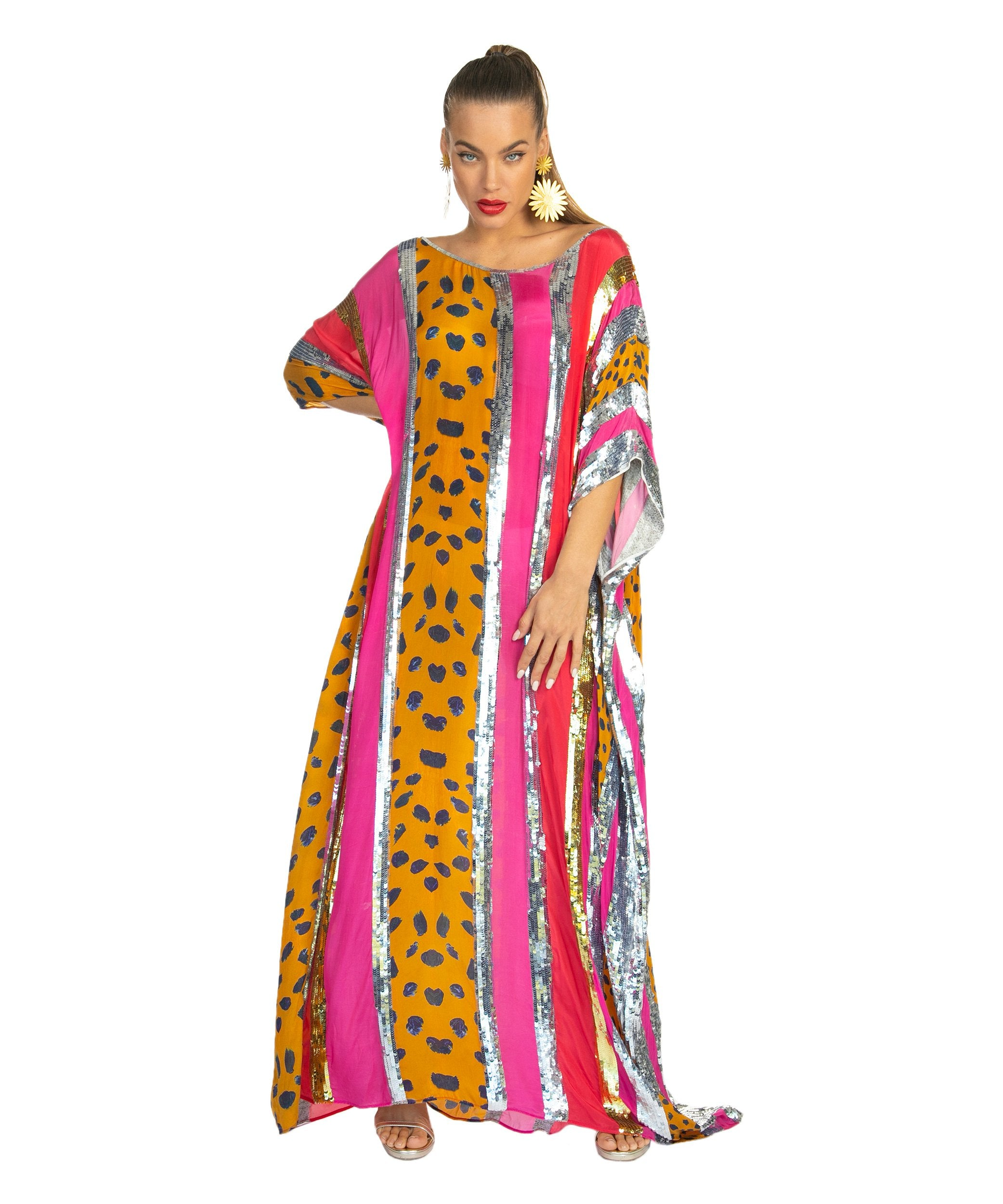 The Machito Kaftan by Bonita Collective