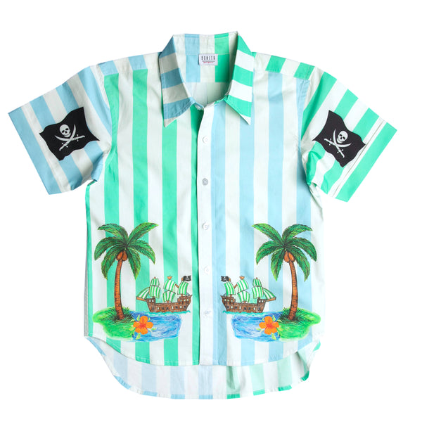 The Me Hearties Party Shirt by Bonita Bambino