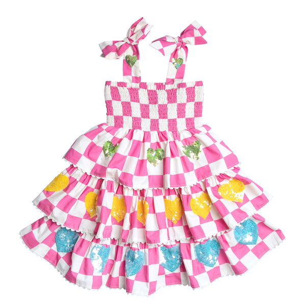 The Mini Amore Swing Dress by Bonita Bambino