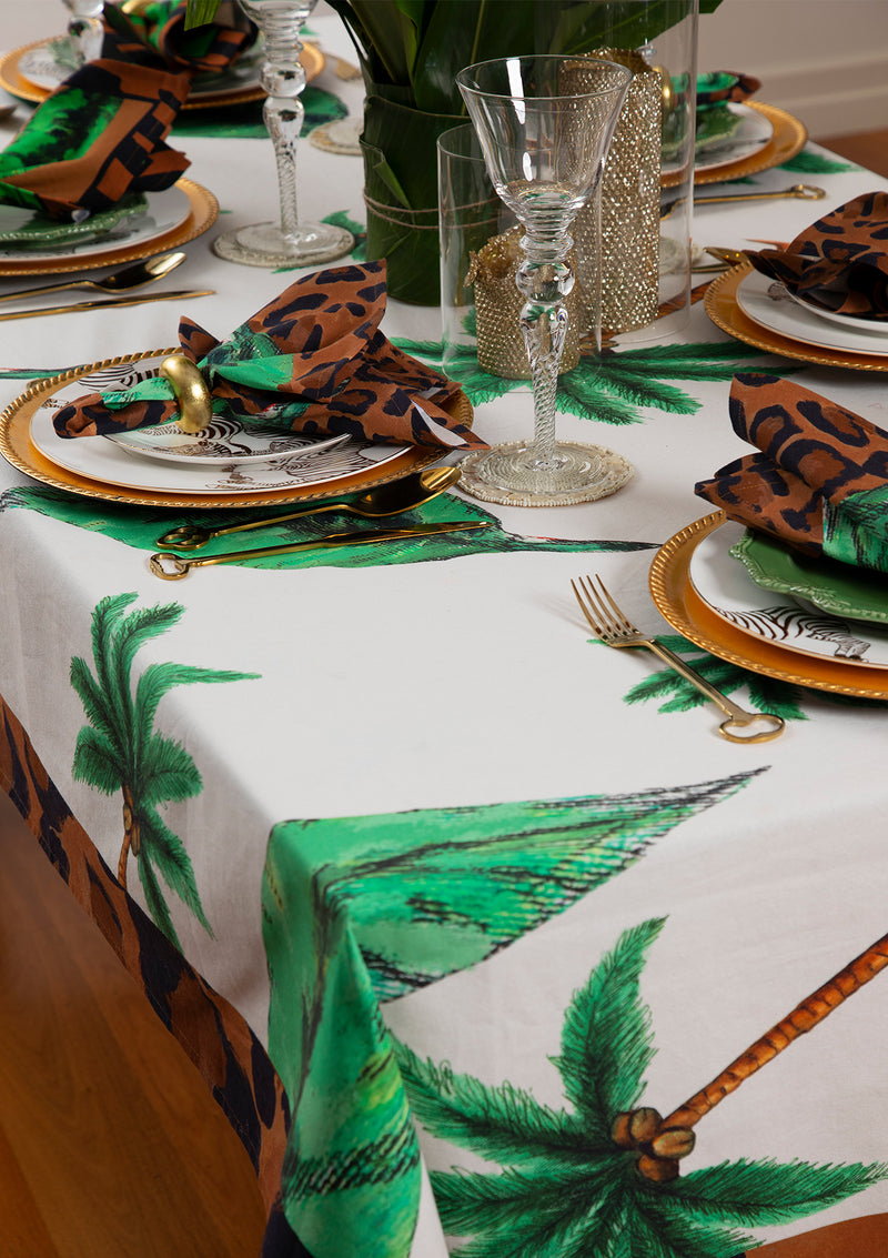 The Out of Africa Napkin Set by Bonita Collective / Bonita Home