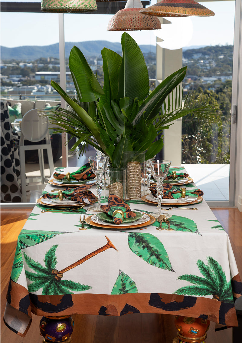 The Out of Africa Tablecloth