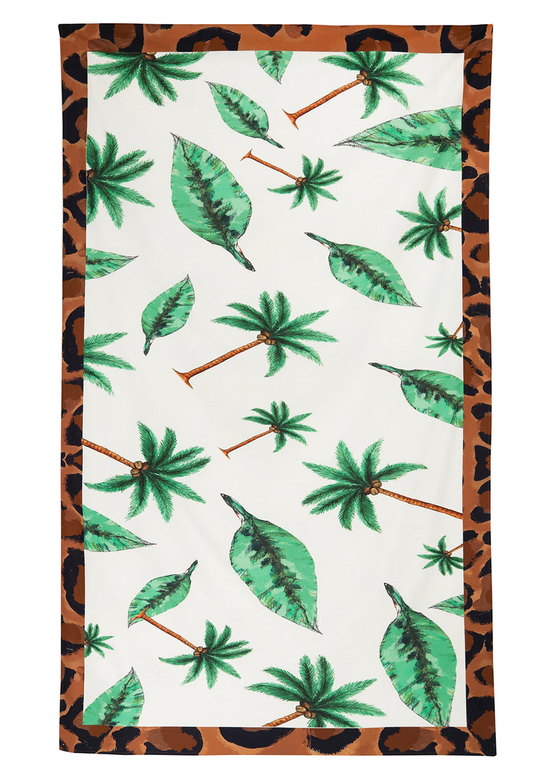The Out of Africa Tablecloth by Bonita Home / Bonita Collective