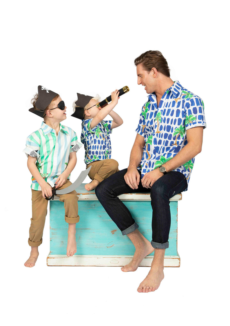 The Mini Palm Party Shirt