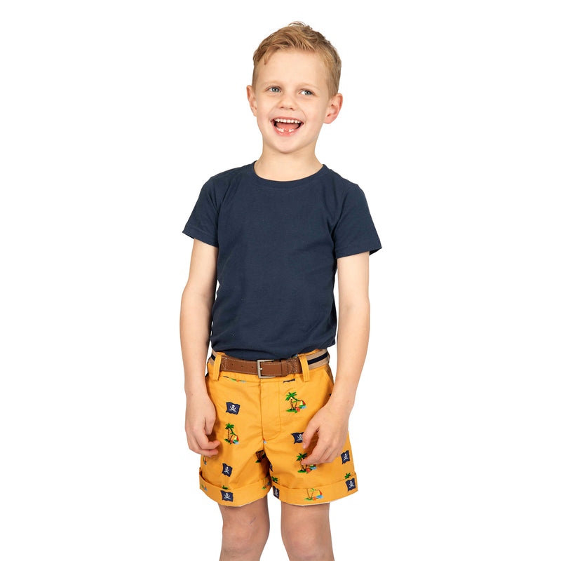 The Pirate Island Tailored Shorts