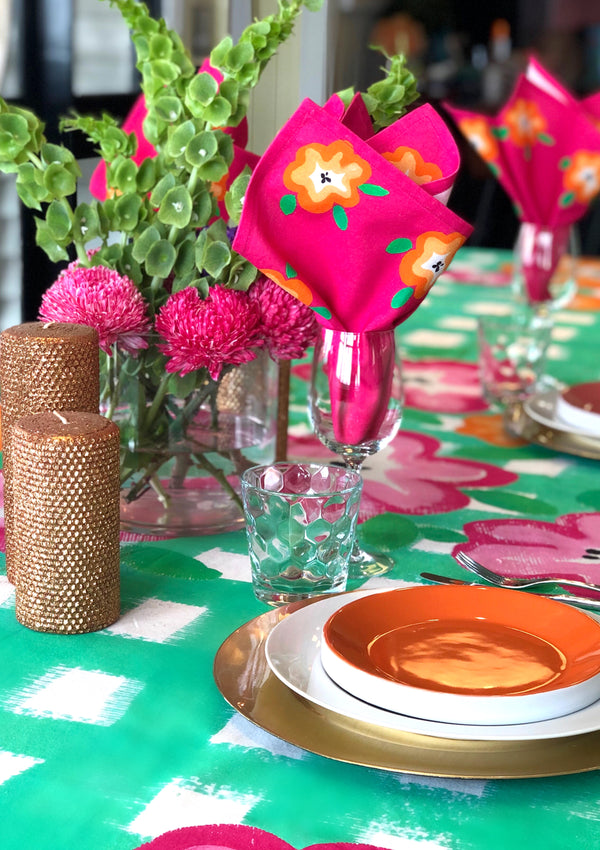 The Samba Tablecloth by Bonita Home