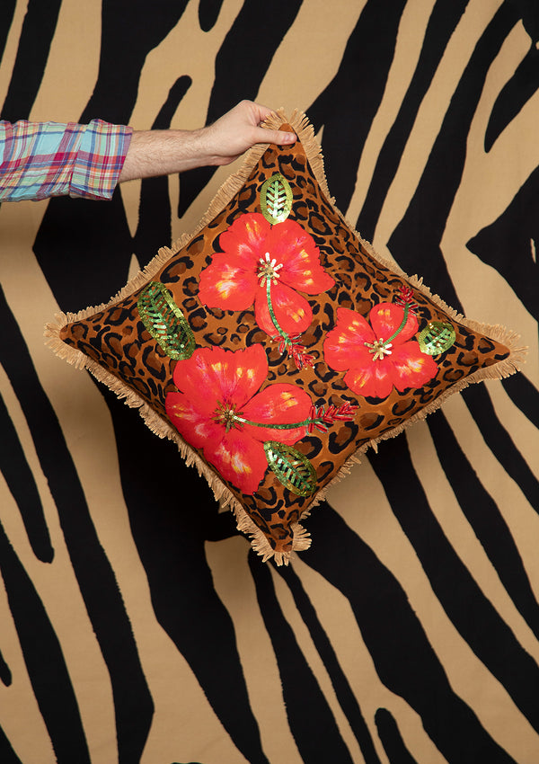 The Savannah Cushion by Bonita Home / Bonita Collective