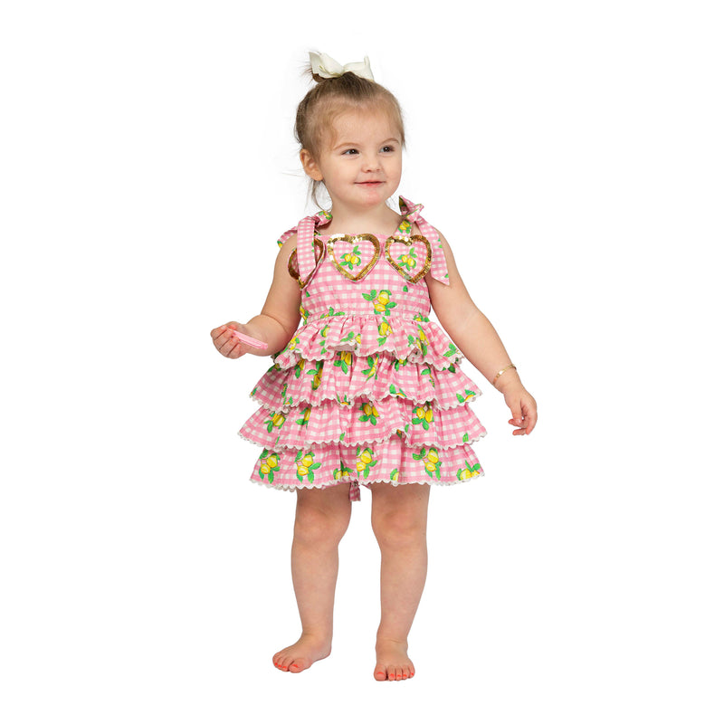 The Sorrento Romper by Bonita Bambino