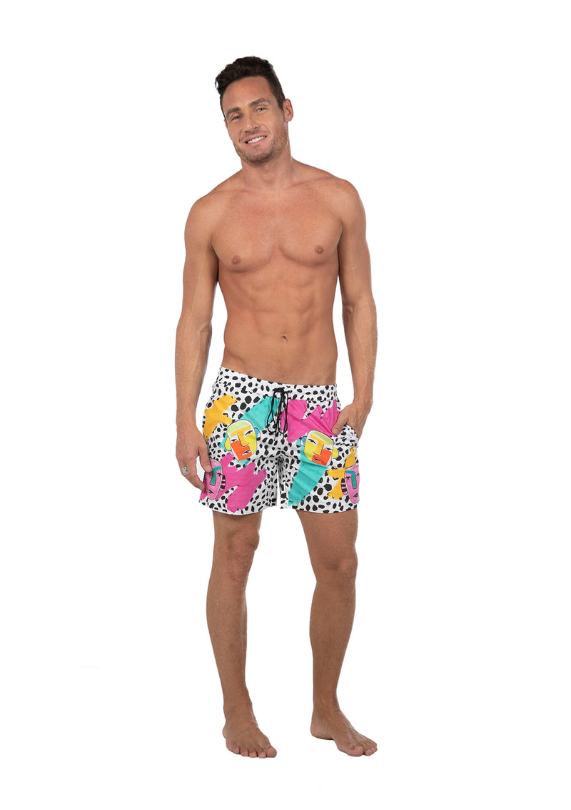 The Studio Boardshorts by Bonita Man / Bonita Collective