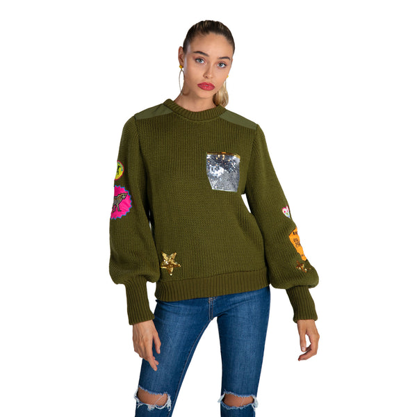 The Bonita Adventure Club Jumper by Bonita Collective