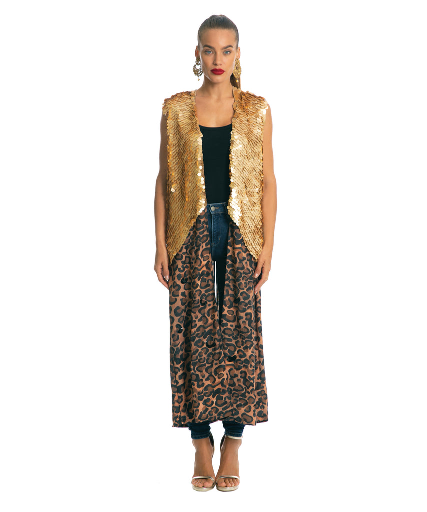 The Jungle Cape by Bonita Kaftans