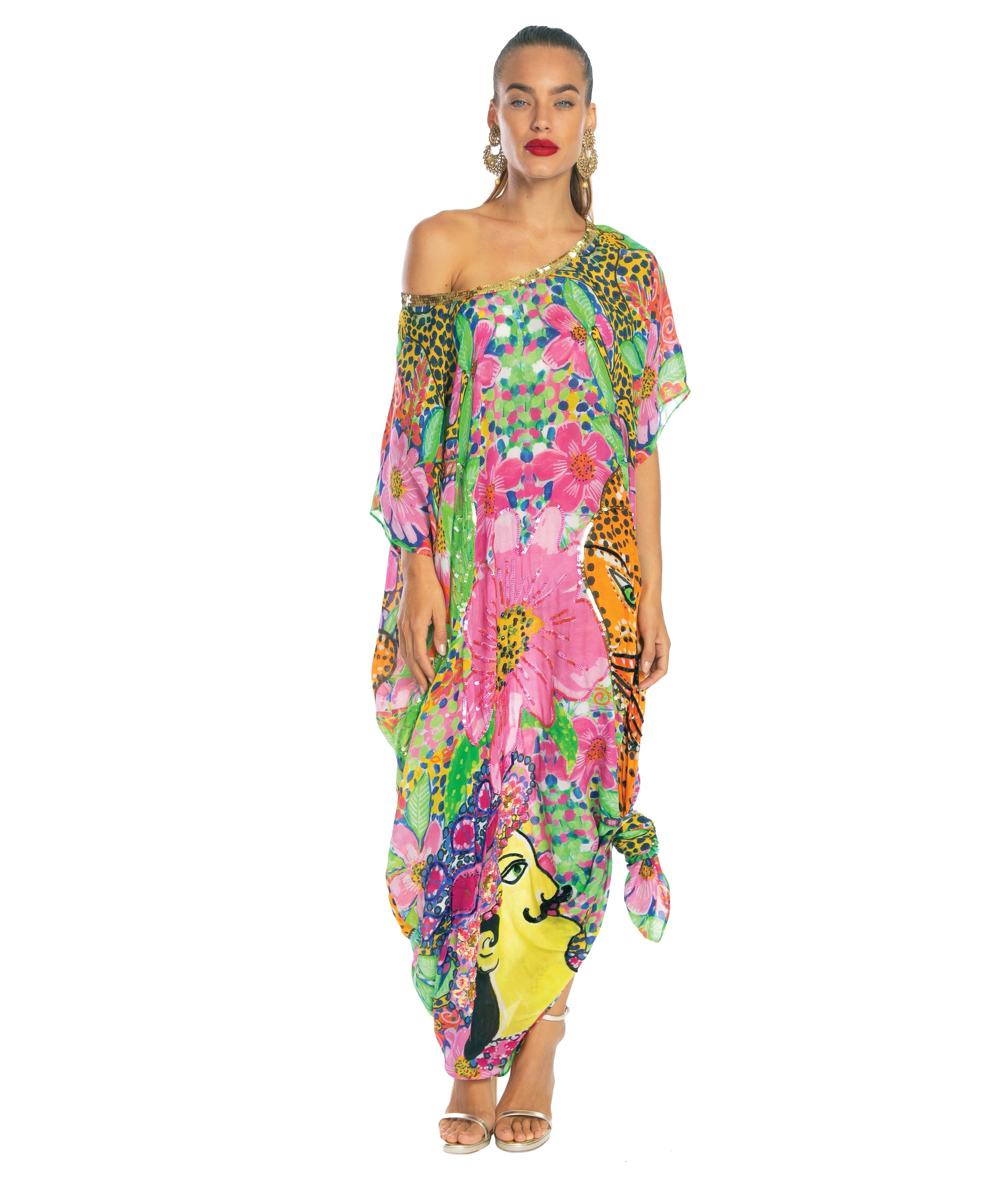 The Maharaja Kaftan by Bonita Kaftans