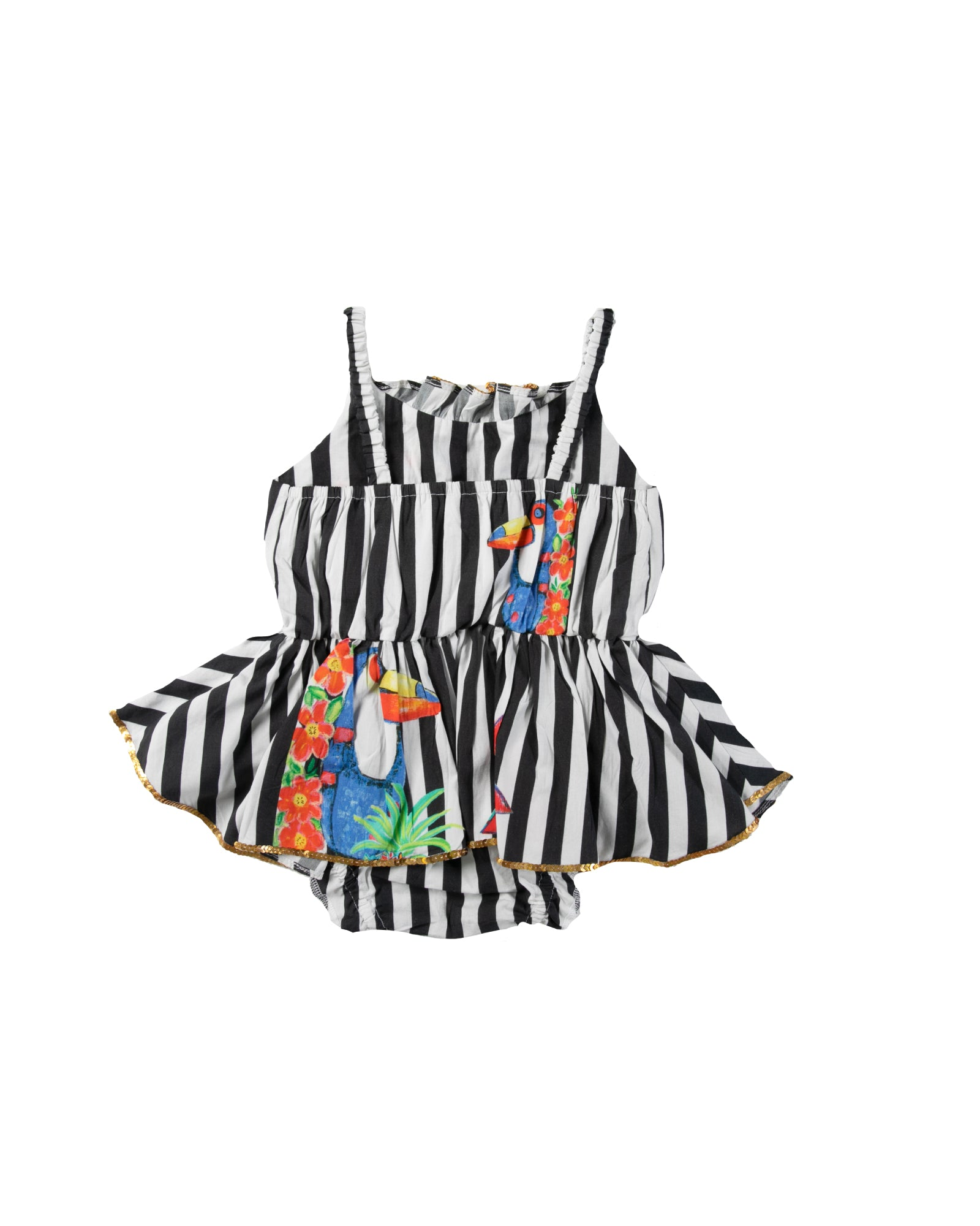 The Toucan Party Jump Dress