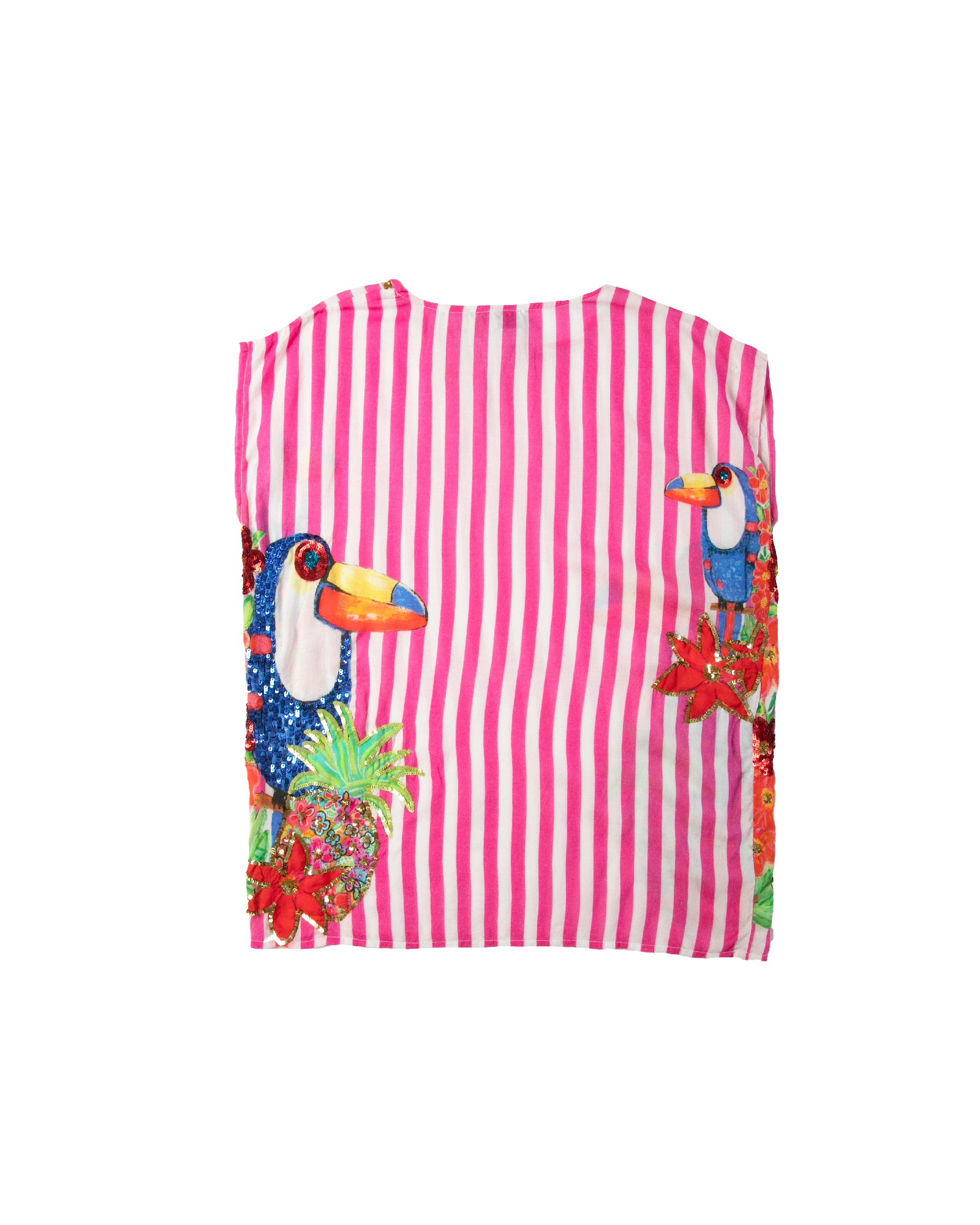 The Toucan Party Kaftan
