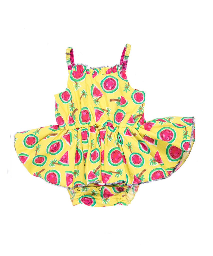 The Watermelon Jump Dress by Bonita Bambino