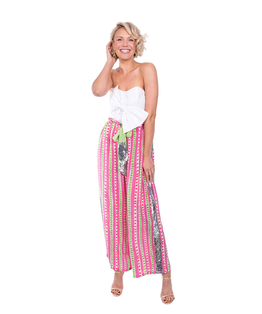 The Hannah Drawstring Pant by Bonita Kaftans