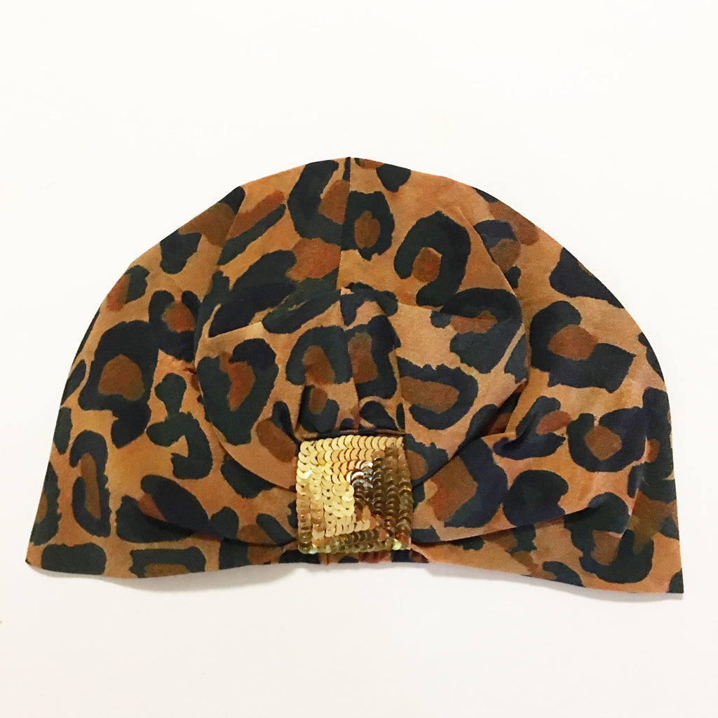 The Leopard Turban