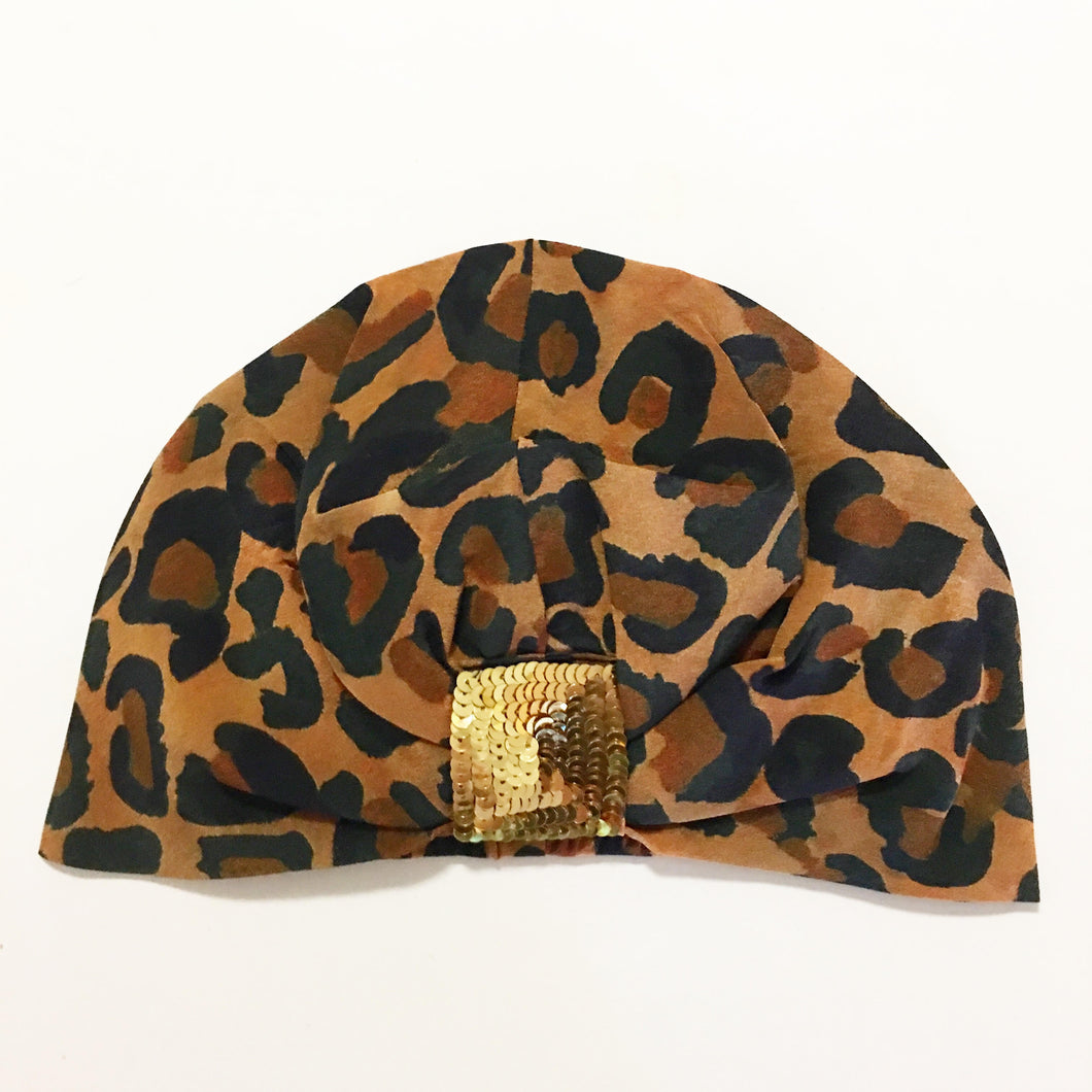 113. The Leopard Turban