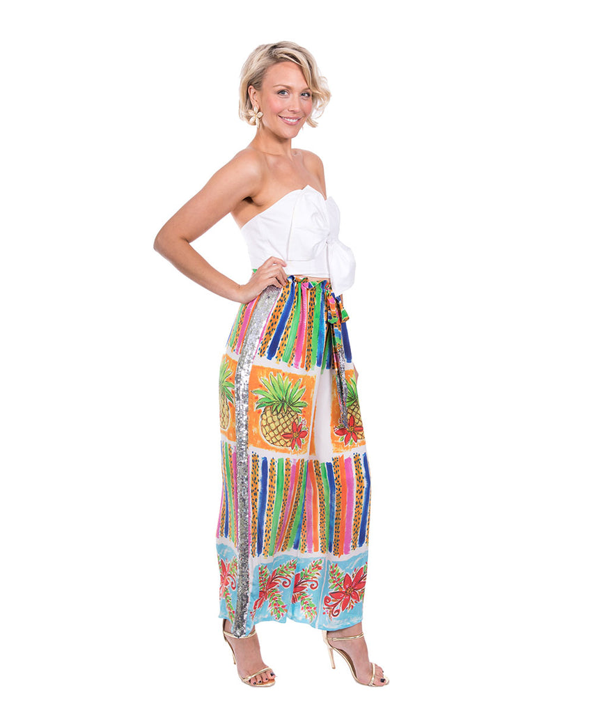 The Maui Drawstring Pant by Bonita Kaftans