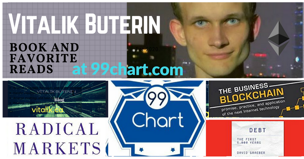Vitalik Buterin Book of his Authorship and other Writings of his Interest