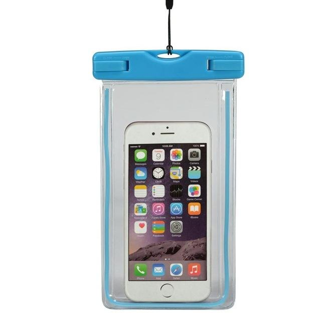 $21 Waterproof cellphone Case. Dry cellphone is better than wet cellphone right? Get the 30%OFF Discount